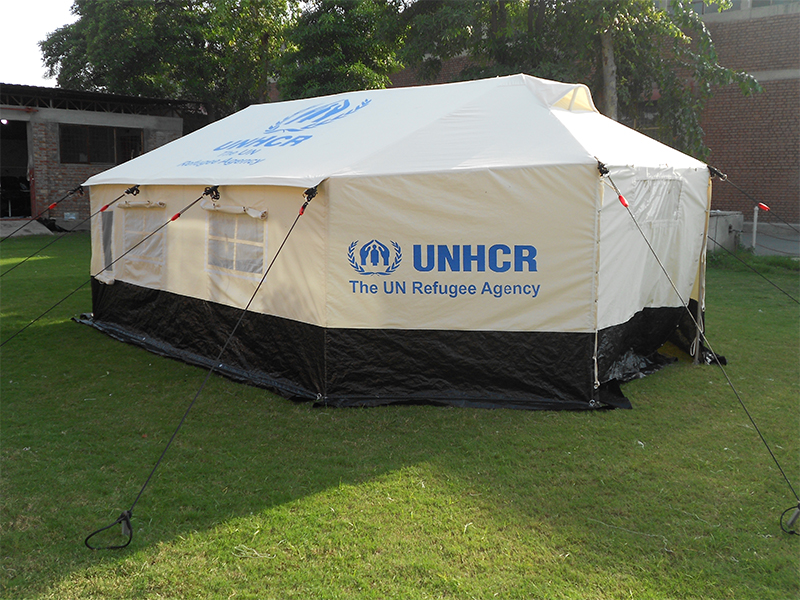 Family Frame Tent (UNHCR/IFRC/ICRC Type) & Products | National Tent House