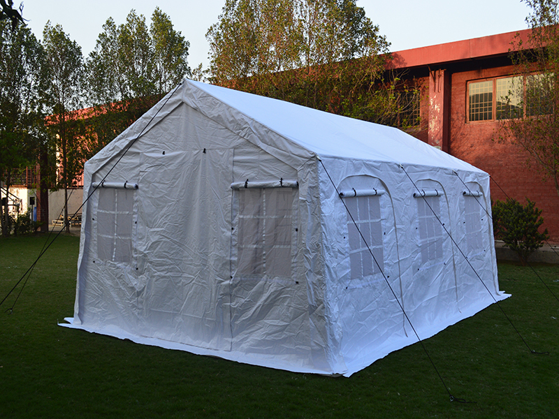Download PDF & Multipurpose PVC Tent (UNICEF Type) | National Tent House